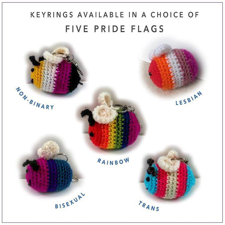 Small Irish Lgbt Autistic business that sells Handmade Knits and crochet making a variety of different items from toys, hats & accessories to clothes (for kids mainly) I offer custom orders and Worldwide shipping: instagram.com/jays.knits
